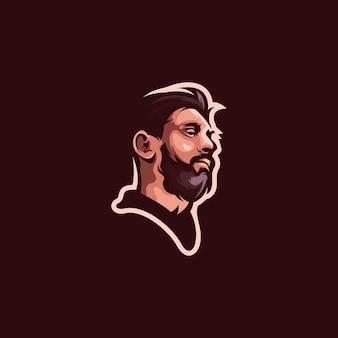 Ilustração do homem
