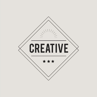 Ilustração do ícone do conceito de ideias criativas