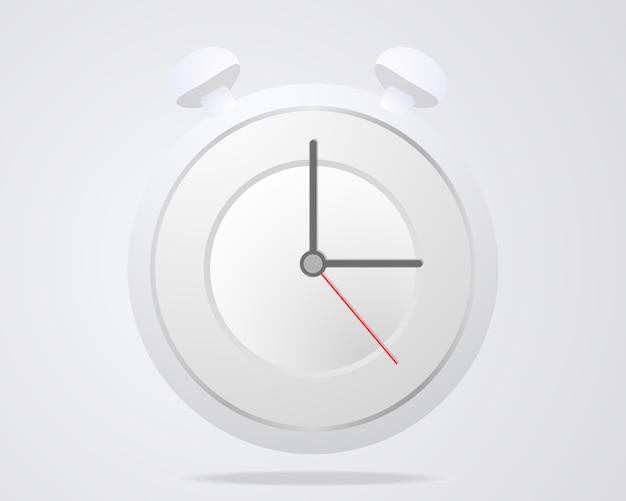 Ilustração do relógio