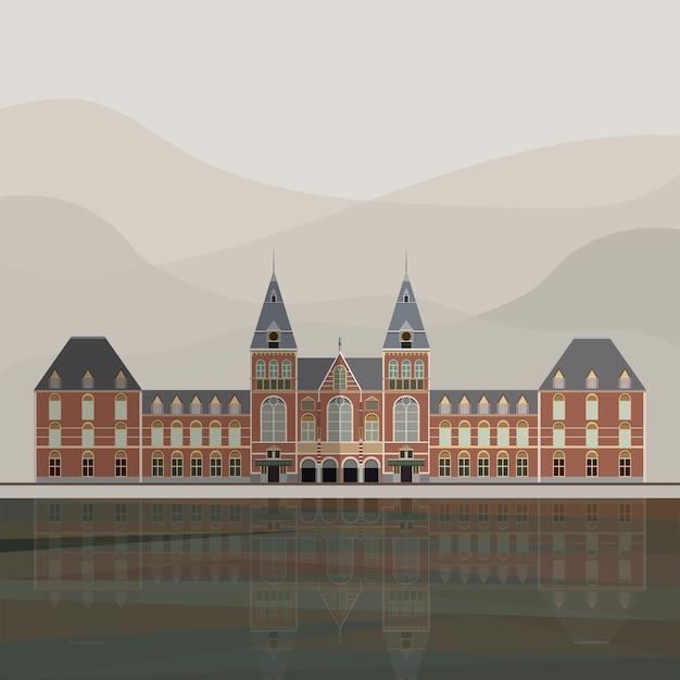 Ilustração do rijksmuseum