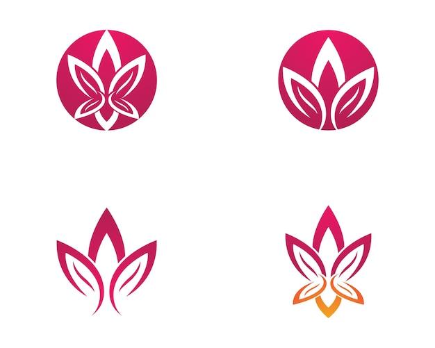 Ilustração do símbolo de lótus