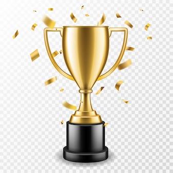 Ilustração do troféu