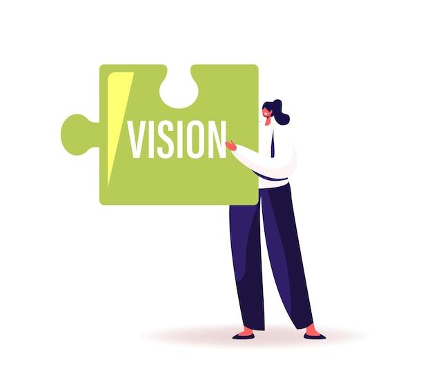 Ilustração dos valores essenciais Vetor Premium