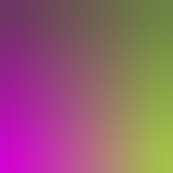 Ilustração em vetor fundo gradiente orquídea, rosa, verde oliva, chartreuse