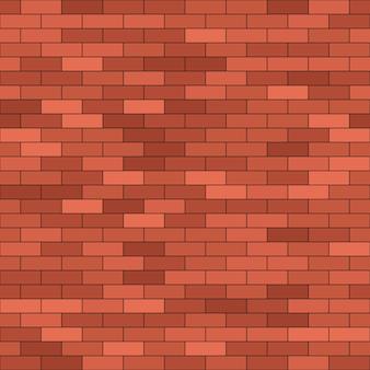 Ilustração em vetor fundo parede tijolo