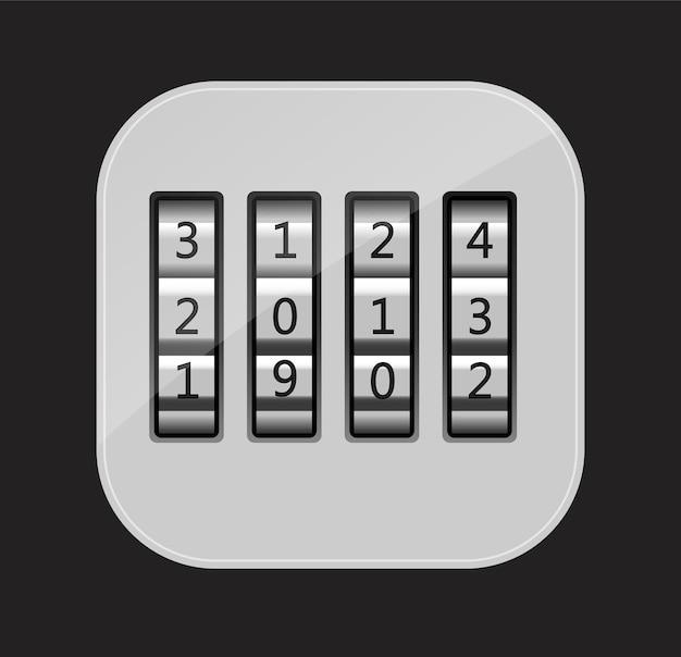 Ilustração em vetor ícone de aplicativos