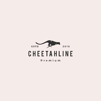 Ilustração em vetor logotipo chita
