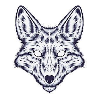 Ilustração fox