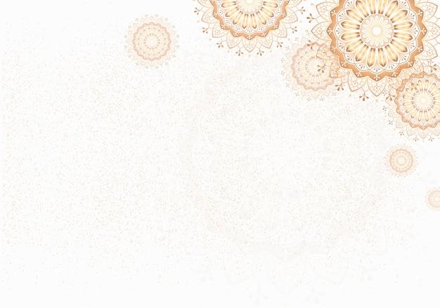 Ilustração mandala