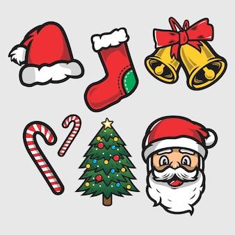 Ilustração natal