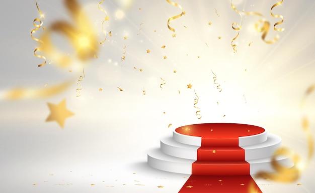Ilustração para vencedores de prêmios