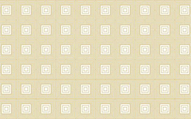 Ilustração quadrada abstrata do fundo geomatrico