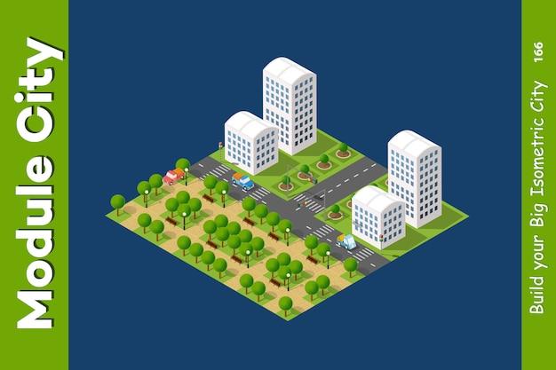 Ilustração vetorial de arquitetura
