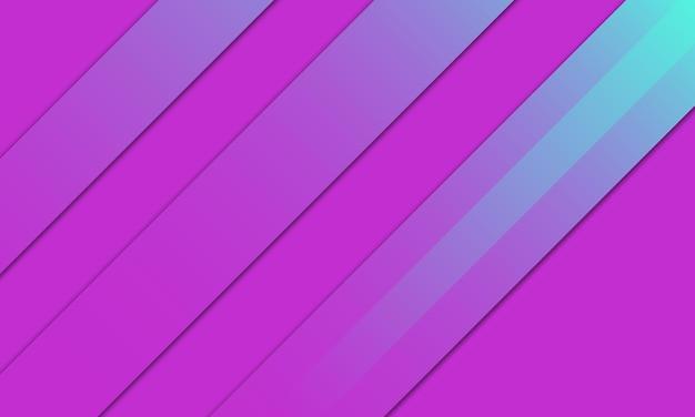 Ilustração vetorial de fundo gradiente abstrato roxo e azul