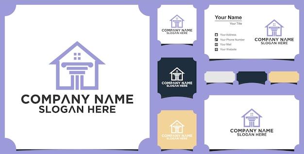 Ilustrações de ícones para licitação de leilão residencial