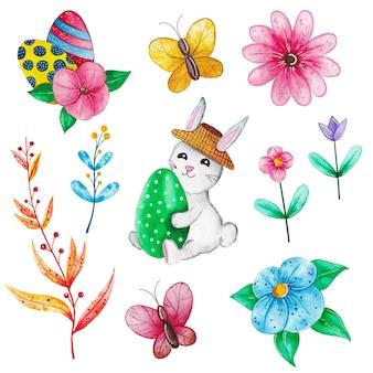 Ilustrações do dia de páscoa