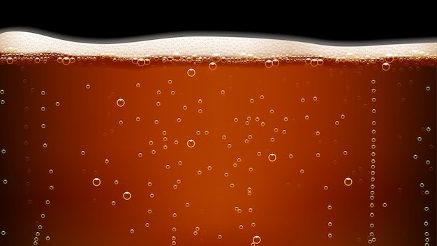 Imagem de cerveja escura