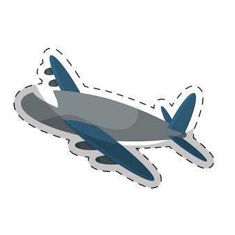 Imagem de ícone de avião