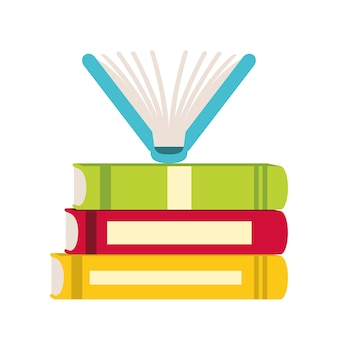 Imagem de ícone de livro