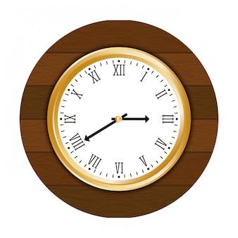 Imagem de ícone de relógio de parede