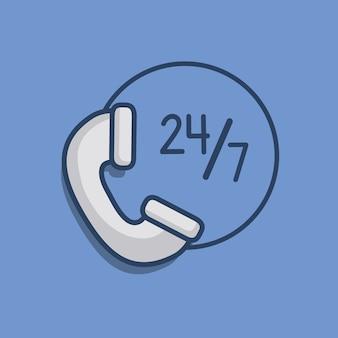 Imagem de ícone de telefone