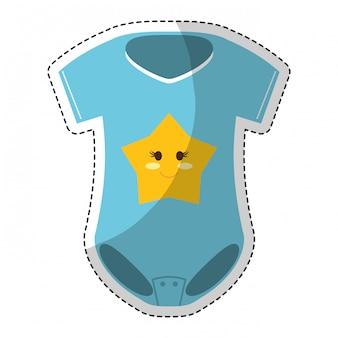 Imagem de ícone relacionados do chuveiro de bebê