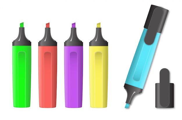 Imagem de marcadores