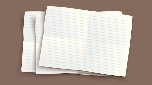 Imagem de papel rasgado