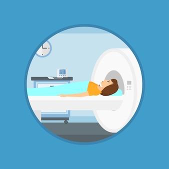 Imagem de ressonância magnética.