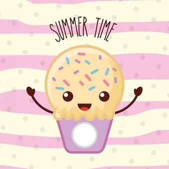Imagem de sorvete