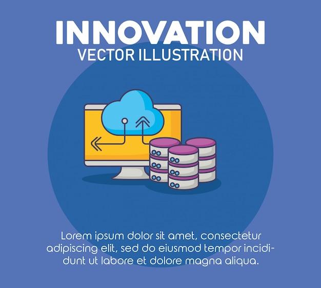 Imagem de tecnologia de inovação