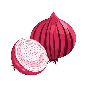 Imagem shallot de cebola