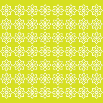 Imagem vetorial de folha verde sem costura padrão