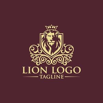 Imagens de logotipo de leão