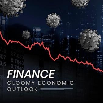 Impacto do coronavírus na economia mundial