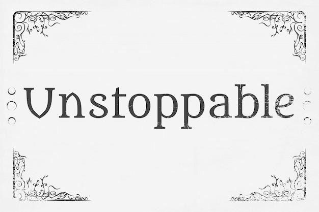 Imparável
