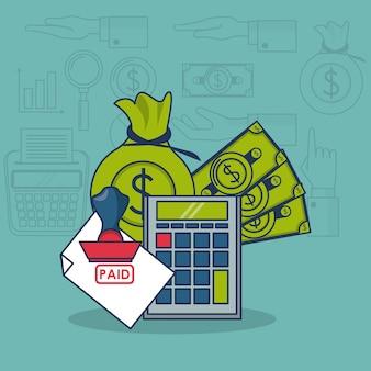 Impostos e investimento