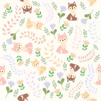 Impressão fox padrão