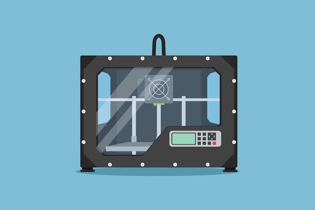 Impressora 3d, impressão 3d, dispositivo para impressão de modelos tridimensionais