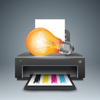 Impressora 3d realista