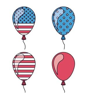Independência do design da américa