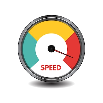 Indicador de velocidade de carregamento