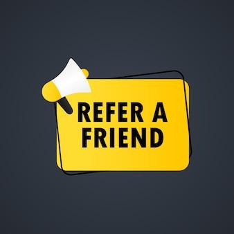 Indique um ícone de amigo