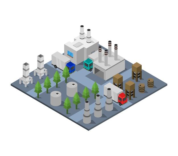Indústria isométrica