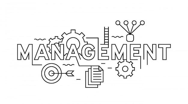 Infográfico de gestão