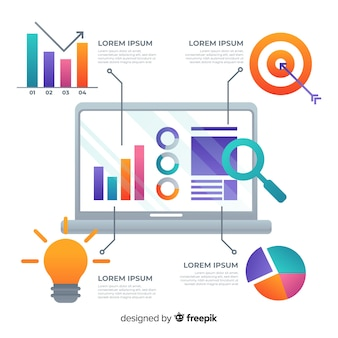 Infográfico de marketing digital