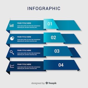 Infográfico plano
