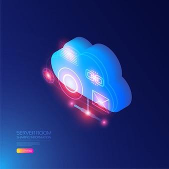 Informação da nuvem
