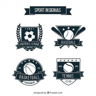 Insignas esporte