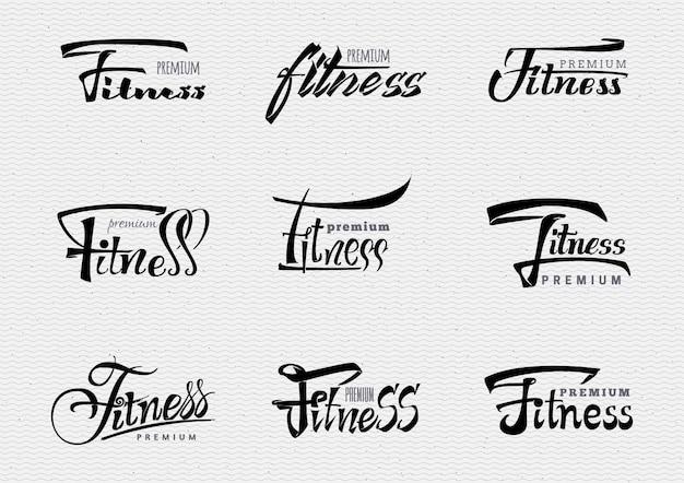 Insígnia premium de fitness